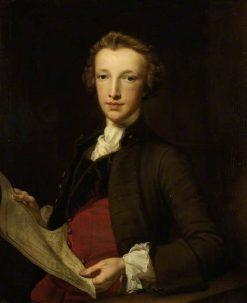 Edward Morrison | George Knapton | Oil Painting