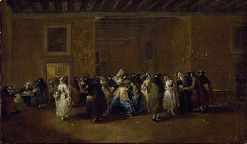 The Sala Grande of the Ridotto