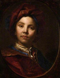 Boy in Red | Giuseppe Ghislandi | Oil Painting