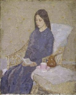 The Convalescent | Gwen John | Oil Painting