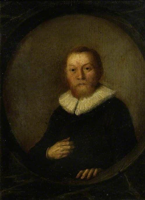 Portrait of a Man | Hendrick Pot | Oil Painting