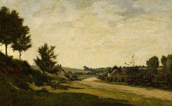 The Open Road | Henri Joseph Harpignies | Oil Painting