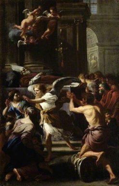 The Veneration of Saint Lambert | Jan Miel | Oil Painting