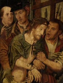 Ecce Homo | Jan Mostaert | Oil Painting