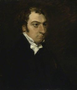 Archdeacon John Fisher | John Constable | Oil Painting