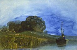 Postwick Grove | John Sell Cotman | Oil Painting
