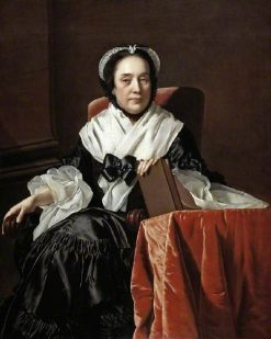 Mrs John Ashton | Joseph Wright of Derby | Oil Painting