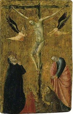 Crucifixion | Master of Verucchio | Oil Painting