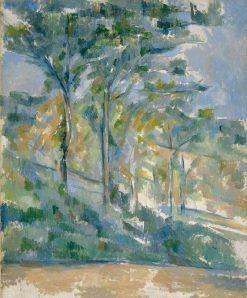Landscape | Paul CEzanne | Oil Painting