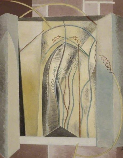 Coronilla (recto) | Paul Nash | Oil Painting