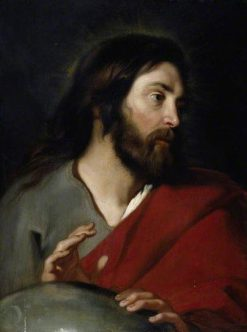 Christ as Redeemer of the World | Peter Paul Rubens | Oil Painting