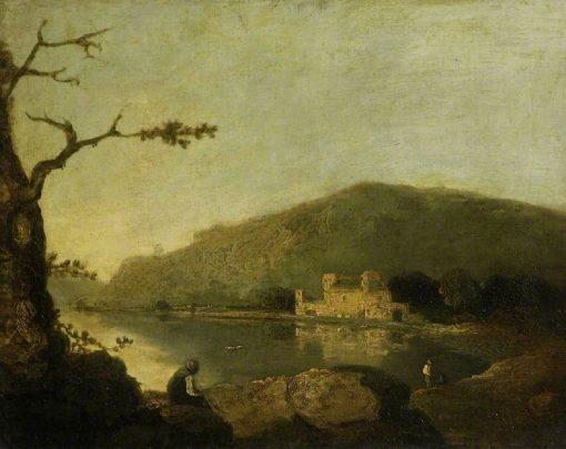 Lake and Hills | Richard Wilson