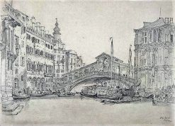 The Old Ducal Palace and Rialto Bridge