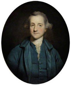 Henry Vansittart | Sir Joshua Reynolds | Oil Painting