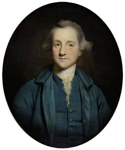 Henry Vansittart   Sir Joshua Reynolds   Oil Painting