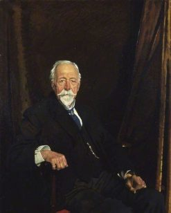 The Right Honourable Sir Clifford Allbutt | Sir William Orpen | Oil Painting