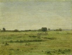 The Plain of Chailly | ThEodore Rousseau | Oil Painting