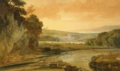 Jedburgh | Thomas Girtin | Oil Painting
