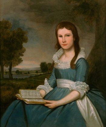 Sally Buel | Ralph Earl | Oil Painting