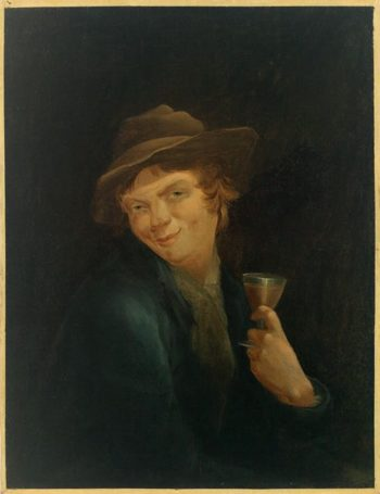 The Tippler | Washington Allston | Oil Painting