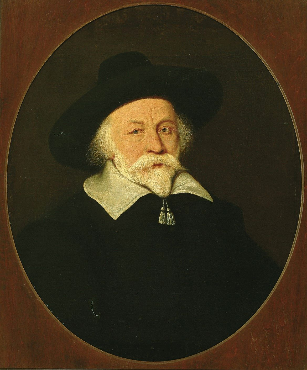 Portrait of van Scrieverius   Pieter Claesz. Soutman   Oil Painting