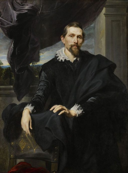 Frans Snyders | Anthony van Dyck | Oil Painting
