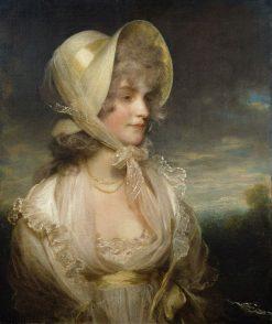 The Hon. Lucy Byng | John Hoppner | Oil Painting