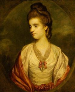 Elizabeth Kerr (1745-1780) Countess of Ancram