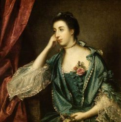 Mrs James Fortescue | Sir Joshua Reynolds | Oil Painting