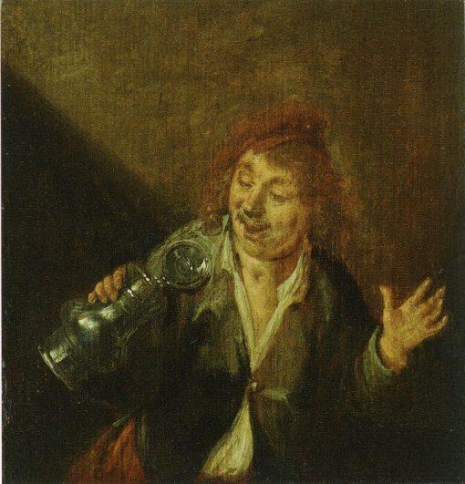 The Peasant | Jan Miense Molenaer | Oil Painting