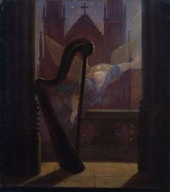 Music | Carl Gustav Carus | Oil Painting