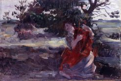 Design for Orpheus | Lovis Corinth | Oil Painting