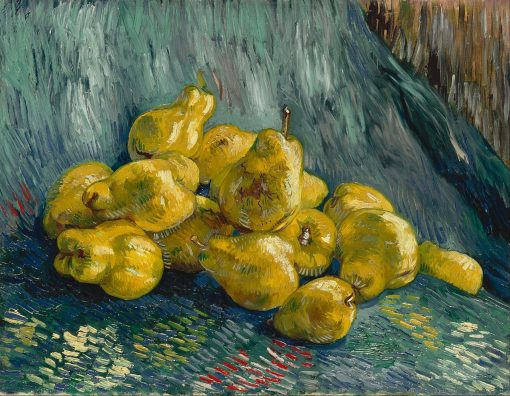Still Life with Quinces | Vincent van Gogh | Oil Painting