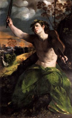 Apollo | Dosso Dossi | Oil Painting