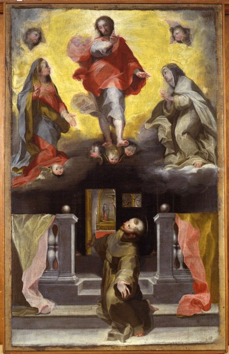 The Pardon of Assisi | Federico Barocci | Oil Painting