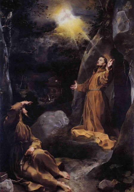 Stigmata of Saint Francis | Federico Barocci | Oil Painting