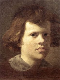 Portrait of a Boy | Gian Lorenzo Bernini | Oil Painting