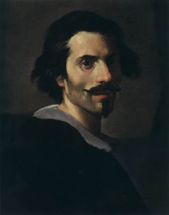 Self Portrait as a Mature Man | Gian Lorenzo Bernini | Oil Painting