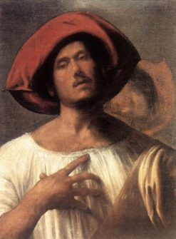 The Impassioned Singer | Giorgione | Oil Painting