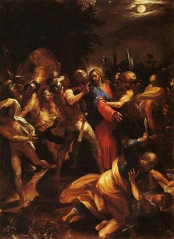 The Betrayal of Christ | Giuseppe Cesari | Oil Painting
