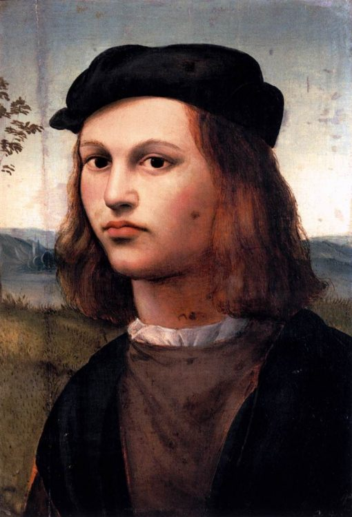 Portrait of a Young Man | Ridolfo Ghirlandaio | Oil Painting