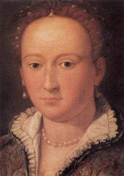 Portrait of a Woman | Alessandro Allori | Oil Painting