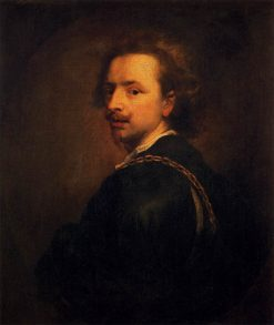 Self-Portrait | Anthony van Dyck | Oil Painting
