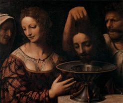 Salome | Bernardino Luini | Oil Painting
