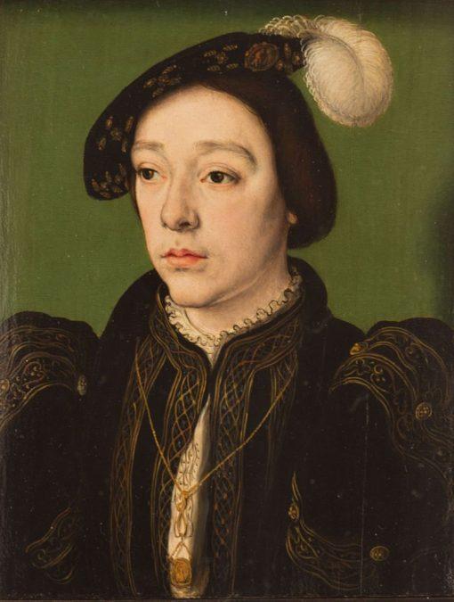 Charles d'Angoulême   Claude Corneille de Lyon   Oil Painting