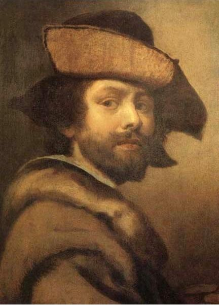 Self-Portrait | Cristofano Allori | Oil Painting