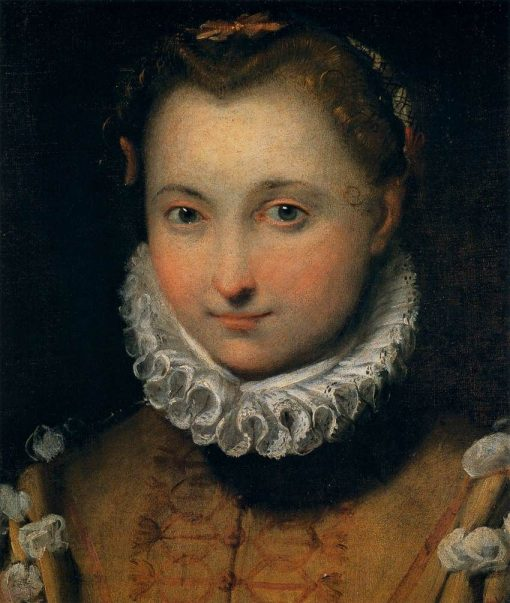 Portrait of a Young Woman | Federico Barocci | Oil Painting