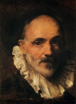 Self-Portrait | Federico Barocci | Oil Painting