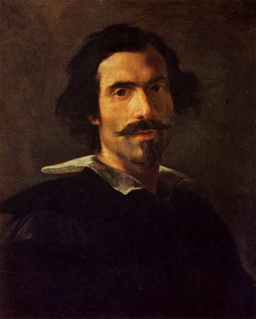 Self Portrait | Gian Lorenzo Bernini | Oil Painting