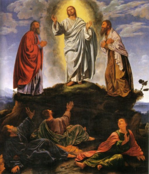 Transfiguration(also known as The Temptation of Saint Antony) | Giovanni Girolamo Savoldo | Oil Painting